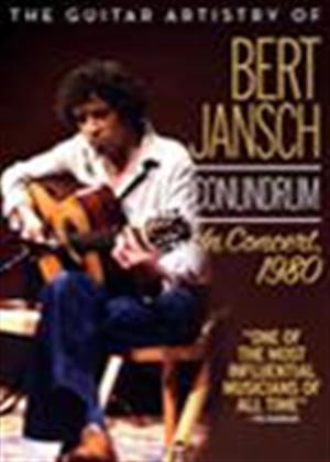 Rent The Guitar Artistry of Bert Jansch: Conundrum in Concert 1980 Online DVD Rental