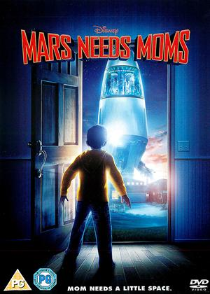 Mars Needs Moms Online DVD Rental