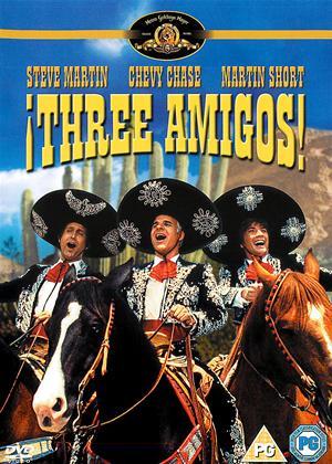 Rent Three Amigos! Online DVD Rental