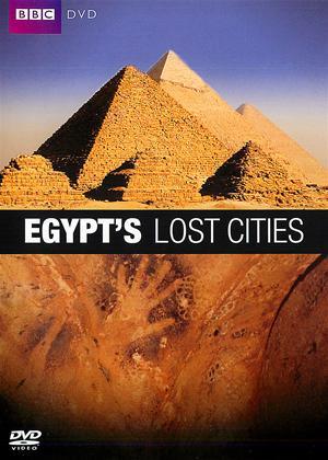 Rent Egypt's Lost Cities Online DVD Rental