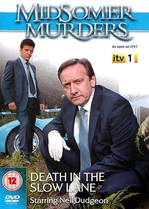 Rent Midsomer Murders: Series 14: Death in the Slow Lane Online DVD Rental