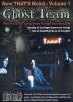 Rent Ghost Team: Now That's Weird: Vol.1 Online DVD Rental