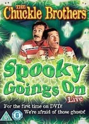 Rent Chuckle Brothers: Spooky Goings On Online DVD Rental