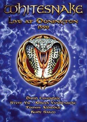 Rent Whitesnake: Live at Donington 1990 Online DVD Rental