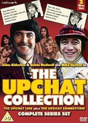Rent The Upchat Connection: Series 1 and 2 Online DVD Rental