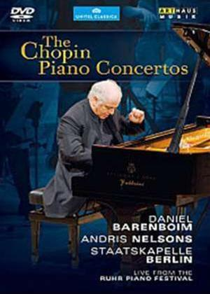 Rent Barenboim: Chopin - the Chopin Piano Concertos Online DVD Rental