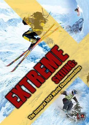 Rent Extreme Skiing: The Inaugural 1992 World Championships Online DVD Rental