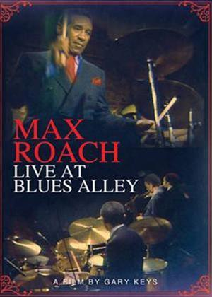 Rent Max Roach: Live at Blues Alley Online DVD Rental