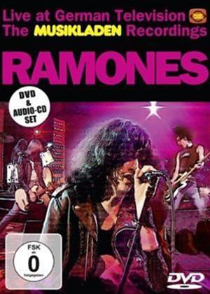 Rent The Ramones: The Musikladen Recordings Online DVD Rental