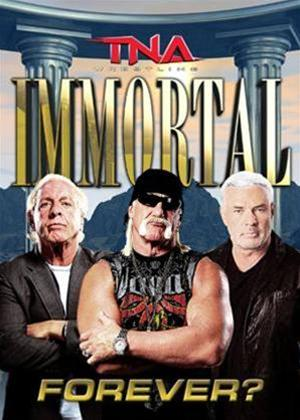 Rent TNA Wrestling: Immortal Forever Online DVD Rental
