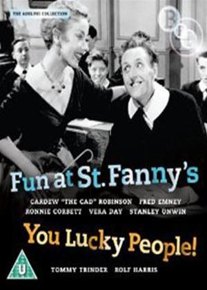 Rent Fun at St Fanny's/You Lucky People Online DVD Rental