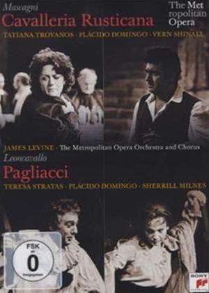 Rent Cavalleria Rusticana: The Metropolitan Opera Online DVD Rental