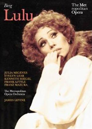 Rent Lavine: Lulu: The Metropolitan Opera Online DVD Rental