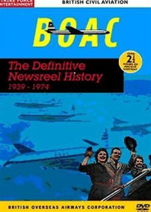 Rent British Civil Aviation: BOAC: The Definitive Newsreel History Online DVD Rental