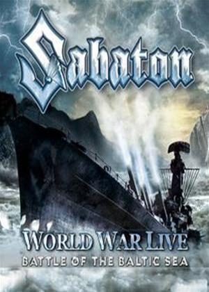 Rent Sabaton: World War Live: Battle of the Baltic Sea Online DVD Rental