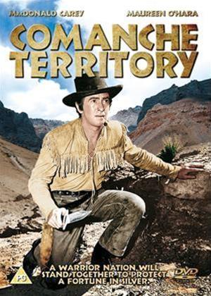 Rent Comanche Territory Online DVD Rental