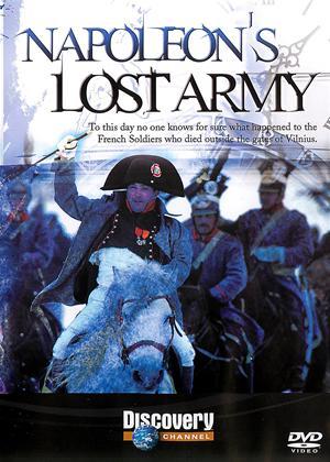 Rent Napoleon's Lost Army Online DVD Rental