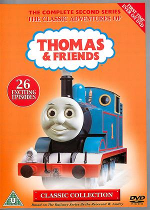Rent Thomas and Friends: Series 2 Online DVD Rental