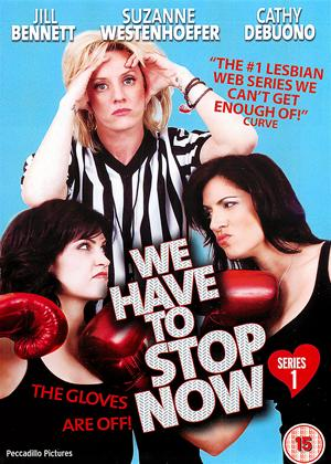 Rent We Have to Stop Now: Series 1 Online DVD Rental