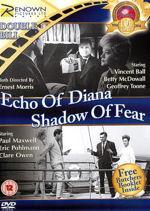Rent Echo of Diana / Shadow of Fear Online DVD Rental