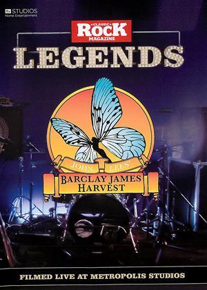 Rent Classic Rock Legends: John Lees' Barclay James Harvest Online DVD Rental
