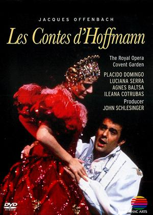 Rent Offenbach: Les Contes D'Hoffmann: Royal Opera House Online DVD & Blu-ray Rental