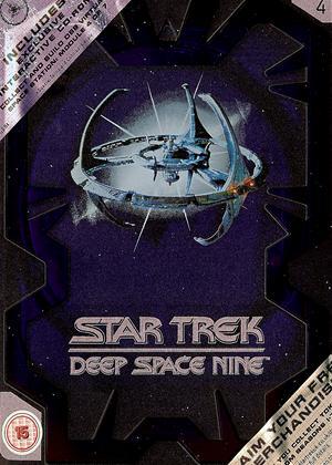 Rent Star Trek: Deep Space Nine: Series 4 Online DVD Rental