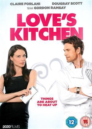 Rent Love's Kitchen Online DVD Rental