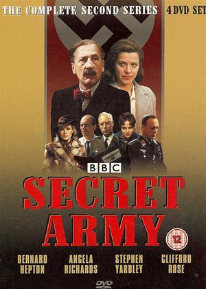 Rent Secret Army: Series 2 Online DVD & Blu-ray Rental