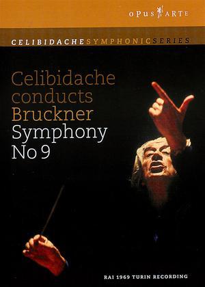 Rent Anton Bruckner: Celibidache Conducts Bruckner Symphony No.9 Online DVD Rental