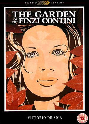 Rent The Garden of the Finzi Continis (aka Il giardino dei Finzi Contini) Online DVD Rental