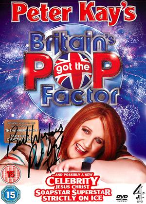 Rent Peter Kay's Britain's Got the Pop Factor Online DVD & Blu-ray Rental