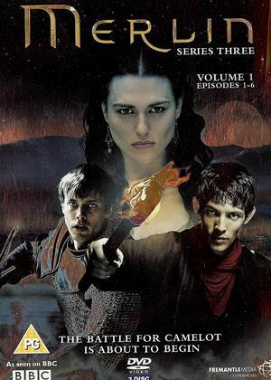 Rent Merlin: Series 3: Vol.1 Online DVD Rental