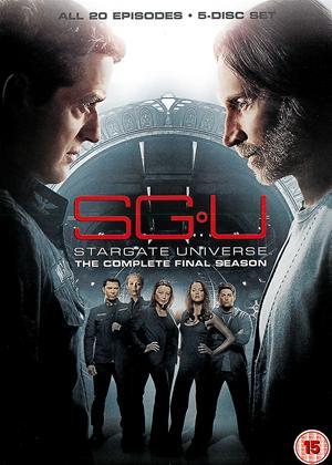 Rent Stargate Universe: Series 2 Online DVD Rental