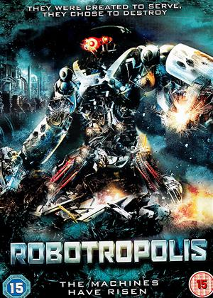 Rent Robotropolis Online DVD Rental