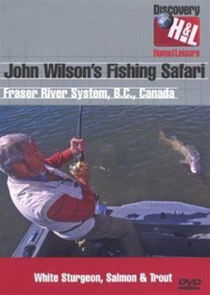 Rent John Wilson's Fishing Safari: Canada Online DVD Rental