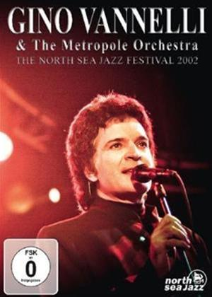 Rent Gino Vannelli and the Metropole Orchestra: The North Sea Jazz Festival 2002 Online DVD Rental