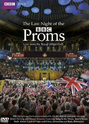 Rent Last Night of the Proms 2010 Online DVD Rental