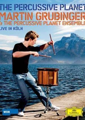 Rent Martin Grubinger: The Percussive Planet Online DVD Rental
