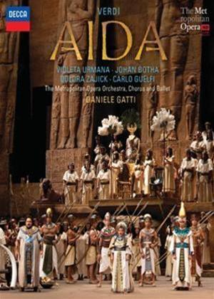 Rent Aida: Metropolitan Opera (Gatti) Online DVD Rental