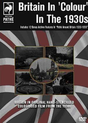 Rent Britain in 'Colour' in the 1930s Online DVD Rental