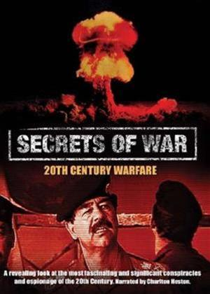 Rent Secrets of War: 20th Century Warfare Online DVD Rental