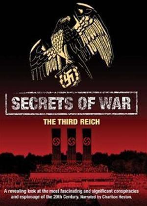 Rent Secrets of War: Third Reich Online DVD Rental