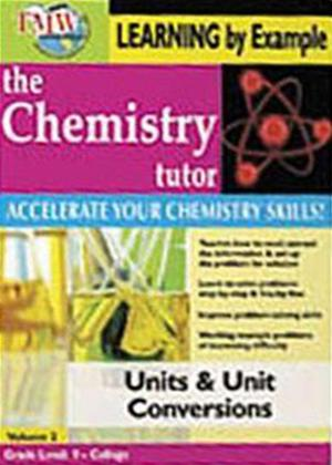 Rent The Chemistry Tutor: Vol.2: Units and Unit Conversions Online DVD Rental
