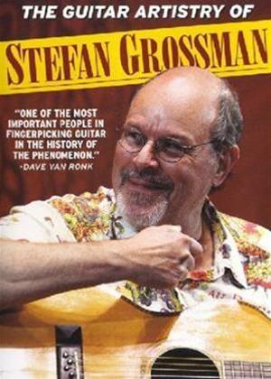 Rent The Guitar Artistry of Stefan Grossman Online DVD Rental