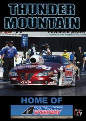 Rent Thunder Mountain: Home of Bandimere Speedway Online DVD Rental