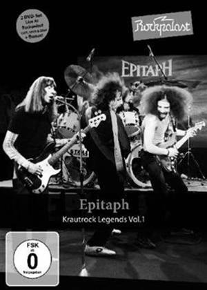 Rent Epitaph: Rockpalast: Krautrock Legends: Vol.1 Online DVD Rental