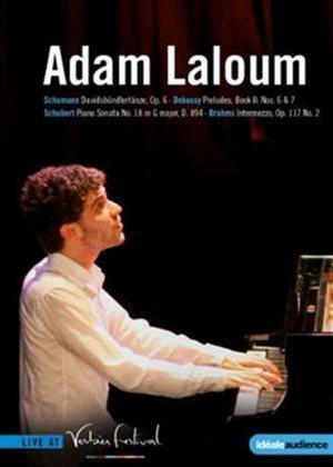 Rent Adam Laloum Live at Verbier Festival Online DVD Rental