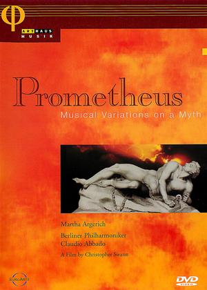 Rent Prometheus: Musical Variations on a Myth Online DVD Rental