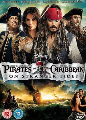 Pirates of the Caribbean: On Stranger Tides Online DVD Rental